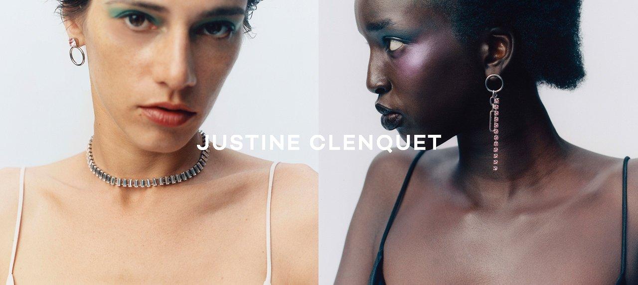 JUSTINE CLENQUET